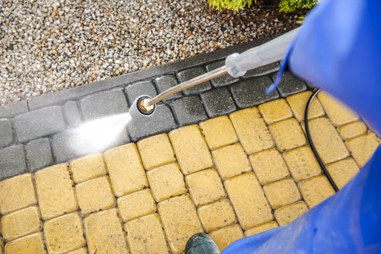 Driveway Pressure Cleaning And Sealing Services