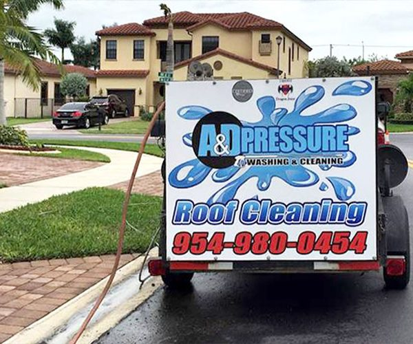 A & D Pressure Cleaning Pembroke Pines