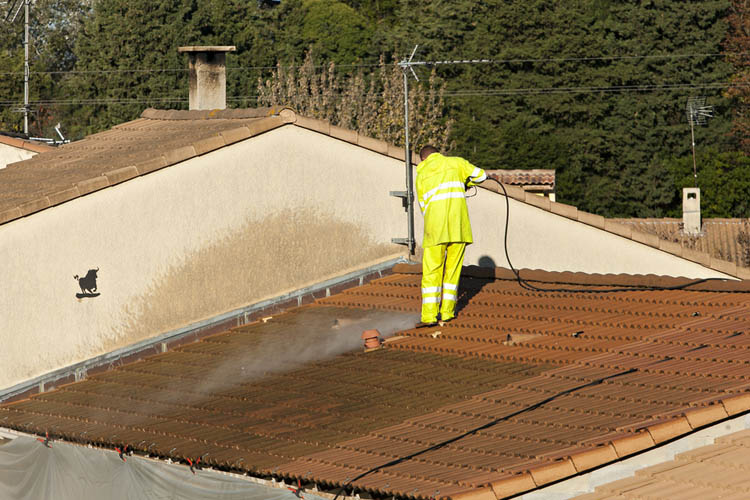 Soft Wash Roof Cleaning Benefits