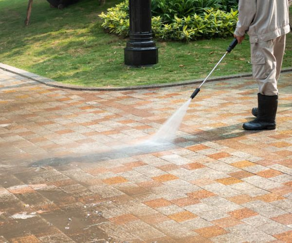 Driveway Cleaning And Sealing Services