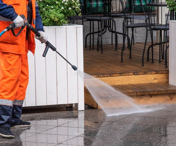 Is Power Washing Sidewalks Periodically Necessary?