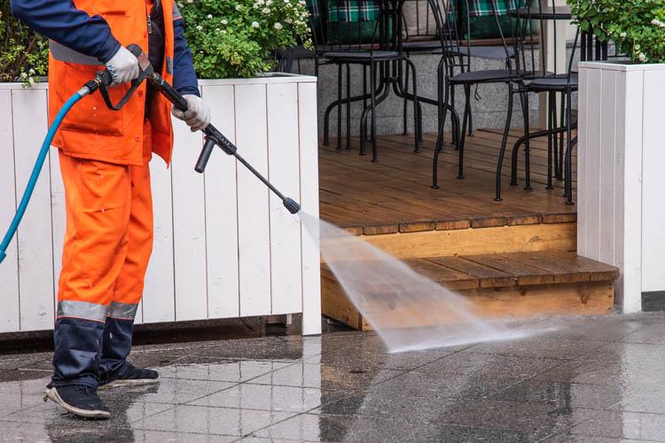 Is Power Washing Sidewalks Periodically Necessary?