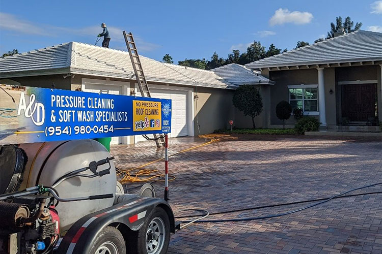 Affordable Pressure Cleaning Services For Home Or Business