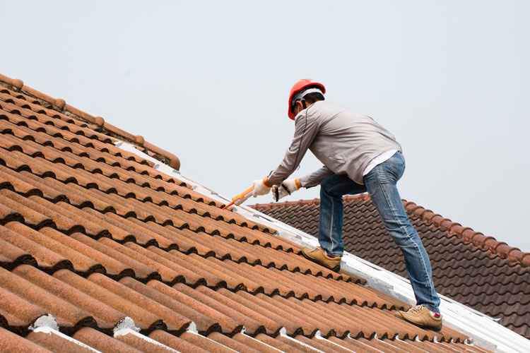 Now Available Roof Repair Services