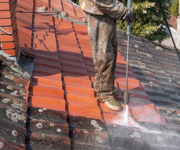Roof Pressure Cleaning Company